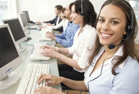 Call center, customer service, phone support…